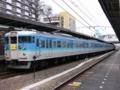 [鉄道][115系][中央線]2004-02-09 115系C14編成 回送(→快速むさしの) 豊田