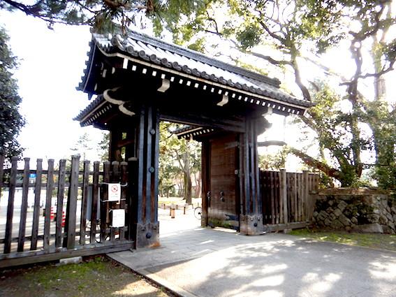 京都御苑の門