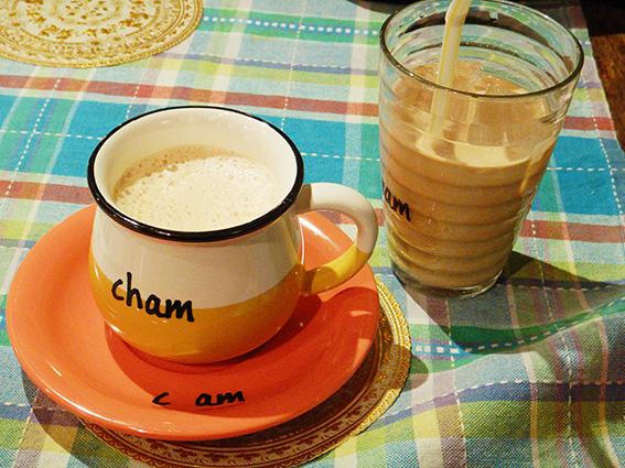 Cafe&Bar CHAMのチャイ