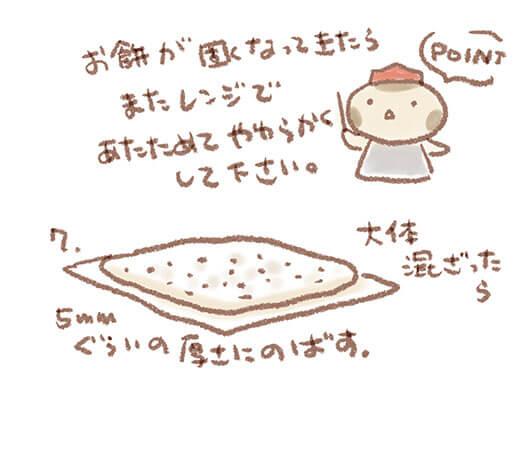 犬用煎餅の作り方