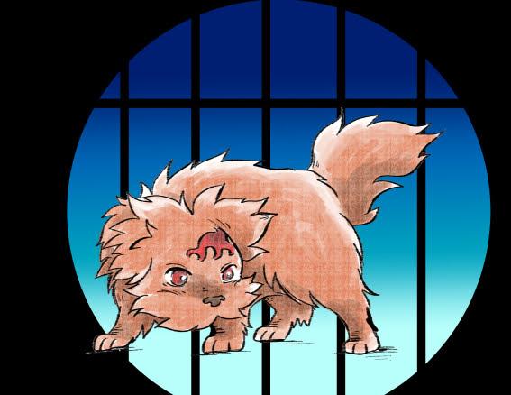 いろんなイラスト漫画アニメタッチでうちの犬を描いてみました。第二弾 - こぐま犬と散歩〜元保護犬の漫画日記〜