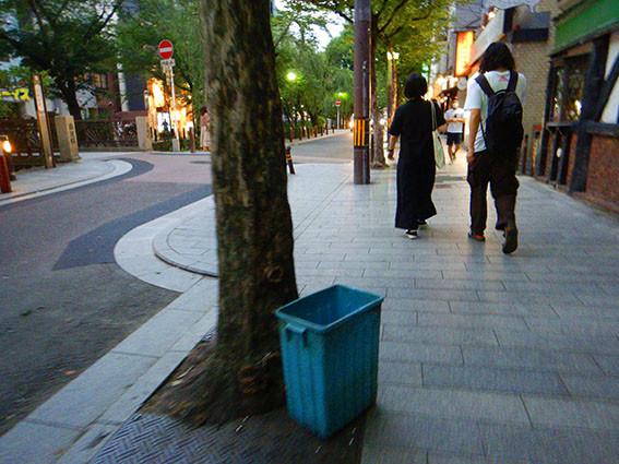 人の少ない京都