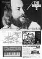 """1977年7月23日 THE MEDIA 3 超自然的エクスタシー """"テリー・ライリー初来日"""""""