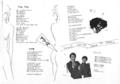 1978年 Goddamn「マイナーロッカーズ詩集」p-18, p-19