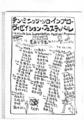 """1981年9月5,6日  """"10Minutes Solo Improvisation FestivaL""""  当日パンフ - プログラム"""