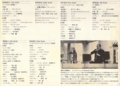 """1978年05月30〜6月4日 """"Music TODAY '78 """" 今日の音楽  6 - プログラム"""
