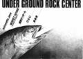 1978年 UNDER GROUND ROCK CENTER -(515mm×368mm / B3ポスター)