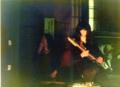 1976年11月21日 園田佐登志 / 和田哲郎 (連続射殺魔), 明大駿河台校舎中庭