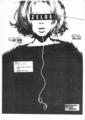 1980年9月7,14,25日 ZELDA, 吉祥寺マイナー/ヨコハマグッピー/ヤネウラ