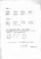 """1984年3月30日 """"Lemniscate Party 2nd Cycle"""" (学習院大学小講堂) - 裏表紙"""