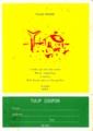 1987年4月10-29日 井口真吾「チューリップ・ウォーター展」 - b (postcard)