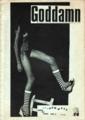 1978年 Goddamn[日本の NOW WAVE] - (表紙)