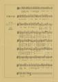 1979年2月25日 高橋悠治<不屈の民>変奏曲  - p.2(不屈の民 / 楽譜)