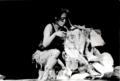 1998年6月7日 谷川まり ソロ・パフォーマンス「泥の子供 ジャミラ」