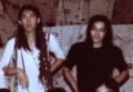 1978年6月22 - 24日 演劇センター新時代「歎煮抄」/ 園田(左), 小沢(右)