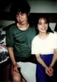 織田さん(ex-火地風水 / 隅田川花火大会パーティ, 1985?)