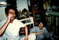 隅田川花火大会・パーティ(業平橋住宅), 1985 ?