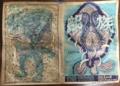40068年6月20日(発行日)『部族 / THE TRIBE』vol.2, no.2(裏表紙, 表紙)