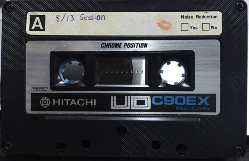 1978年8月13日 大里俊晴(bs,voice)+浜野純(g)デュオ / 吉祥寺マイナー