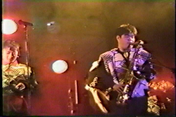 1987年11月8日 JAGATARA / 横浜国大野外ステージ