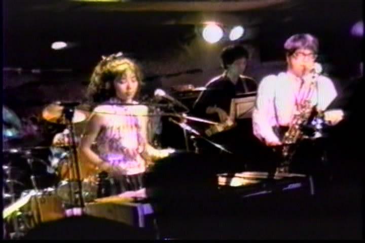 1988年5月3日 ピヂン・コンボ  / MANDA‐LA2(吉祥寺)