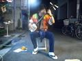 [音楽][津軽三味線][大道芸]鞘抜十一、その2