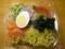 野菜たっぷり冷やし中華(小) 292kcal