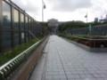 天王寺動物園を越える