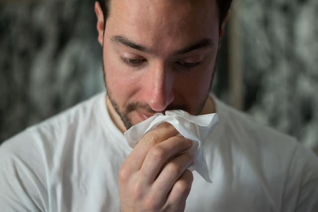 花粉症対策でサージトロン