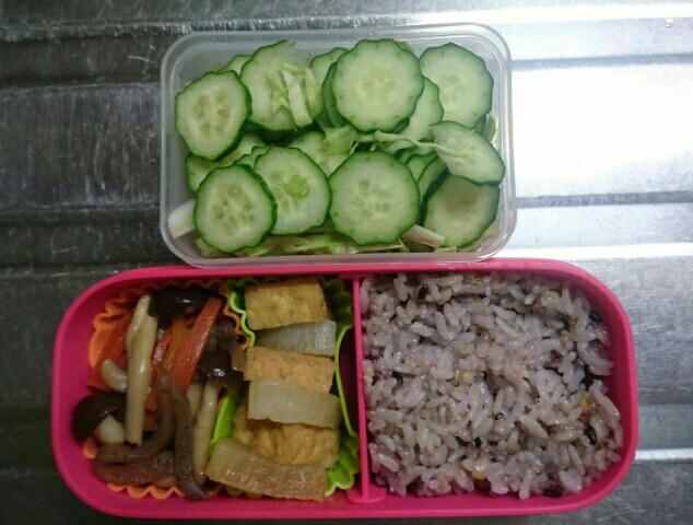 3日目昼食