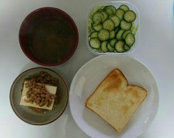 4日目朝食
