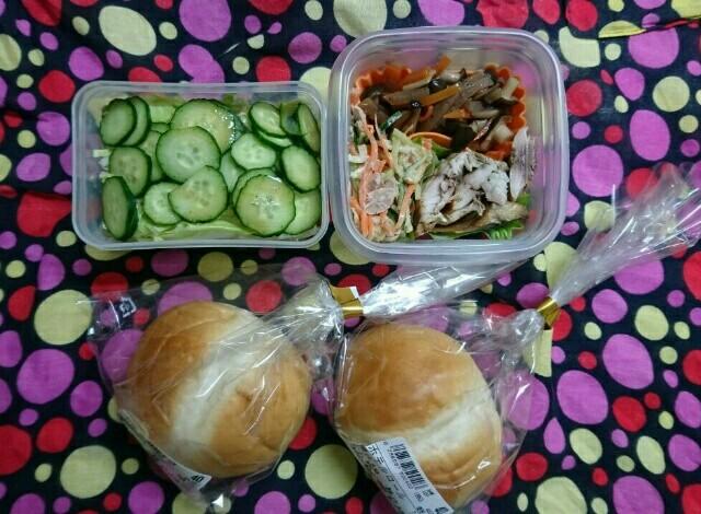 4日目昼食
