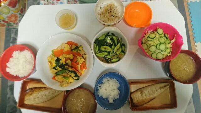 6日目夕食