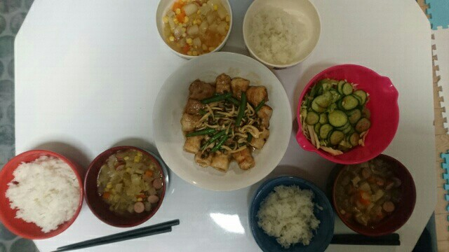 7日目夕食