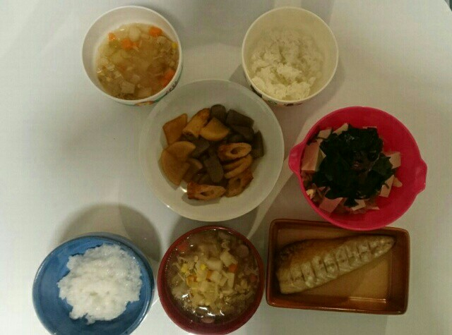 8日目夕食