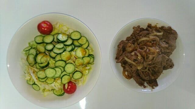 10日目昼食