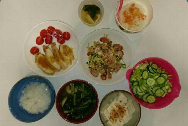 11日目夕食