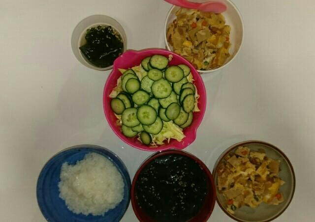 13日目夕食
