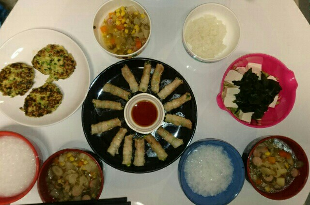14日目夕食
