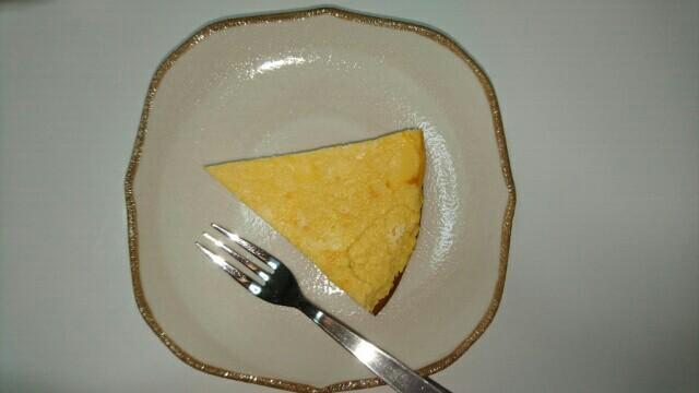 糖質オフチーズケーキ
