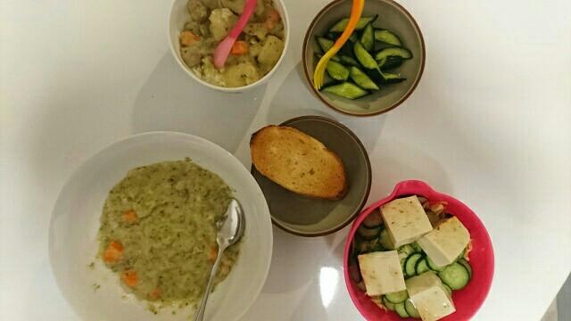 24日目夕食