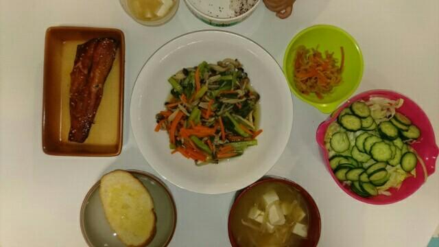 25日目夕食