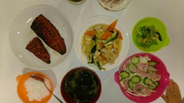 32日目夕食