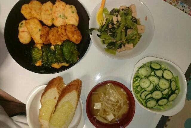 37日目夕食