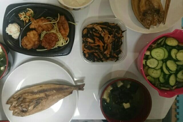 39日目夕食