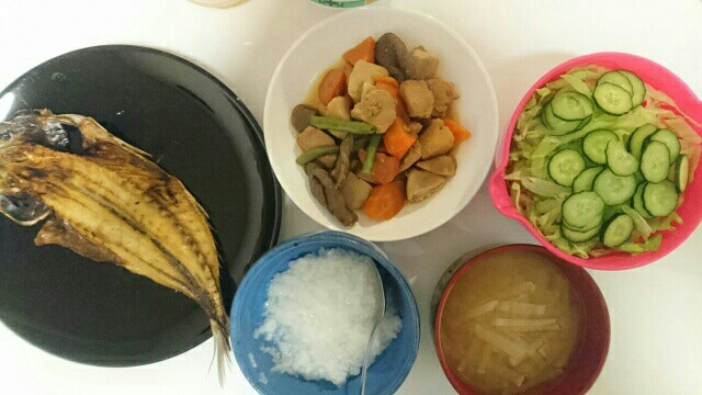 64日目夕食