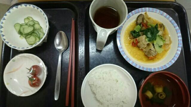 71日目夕食