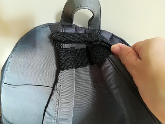 のびーる便利ベルト使用例