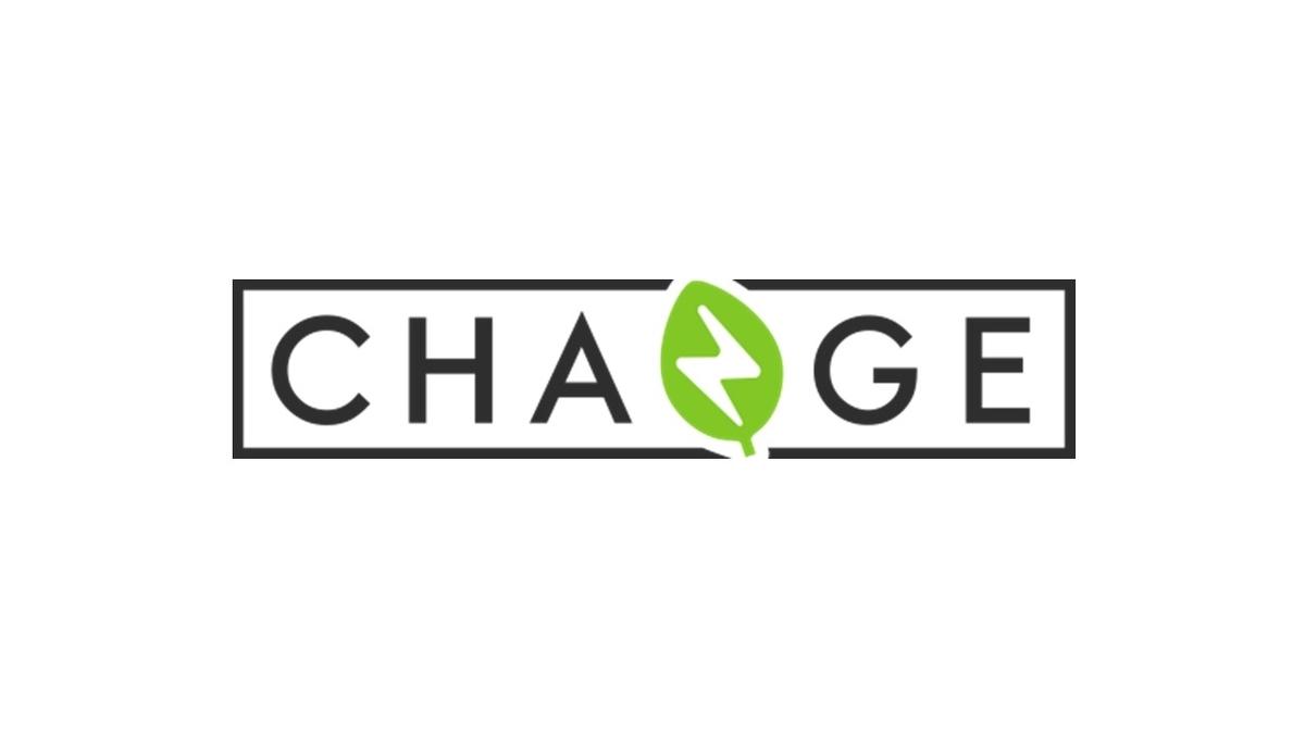 『グリーンワット』をイメージしたCHANGE(チェンジ)のロゴ