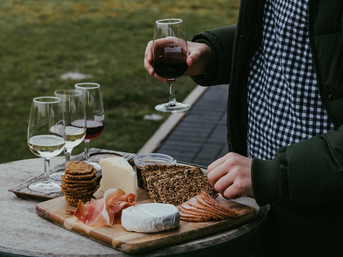 生ワインに合う料理|theDANN media